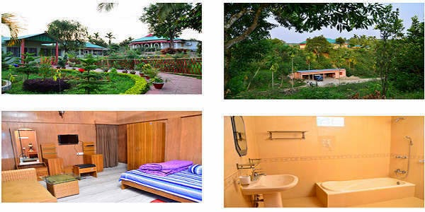 Lemon Garden Resort in Sreemangal-Moulvibazar