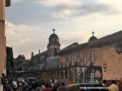 Visita a las 7 Iglesias el Jueves Santo en Pátzcuaro, Michoacán