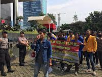 Jong Riau Anti Korupsi Minta KPK Tetapkan Ketua DPRD Riau Indra Gunawan EET Secepatnya