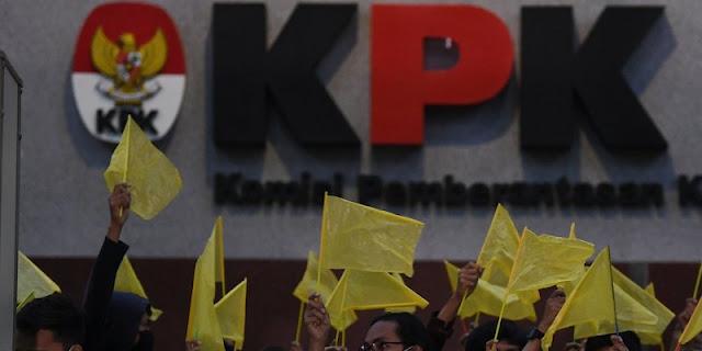 Pegawai KPK Sedang Galau, Katanya: Yang Bikin KPK Rusak Adalah Pimpinan Terdahulu