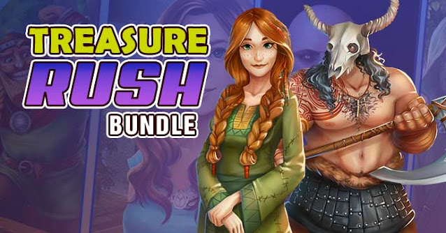 IndieGala Treasure Rush Bundle - 首日2.49美金9款遊戲