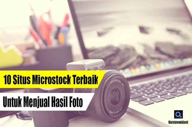 Situs Microstock Terbaik Untuk Menjual Hasil Foto