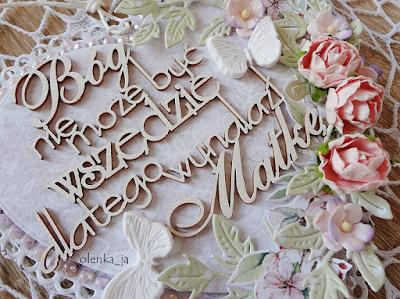 Serduszko na Dzień Matki