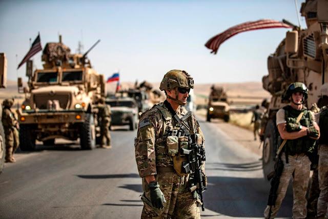 الجنرال كينيث ماكنزي: إن مستويات القوات الأمريكية ستنخفض في العراق وسوريا