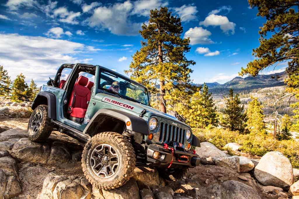 2016 Jeep Wrangler Diesel Unlimited