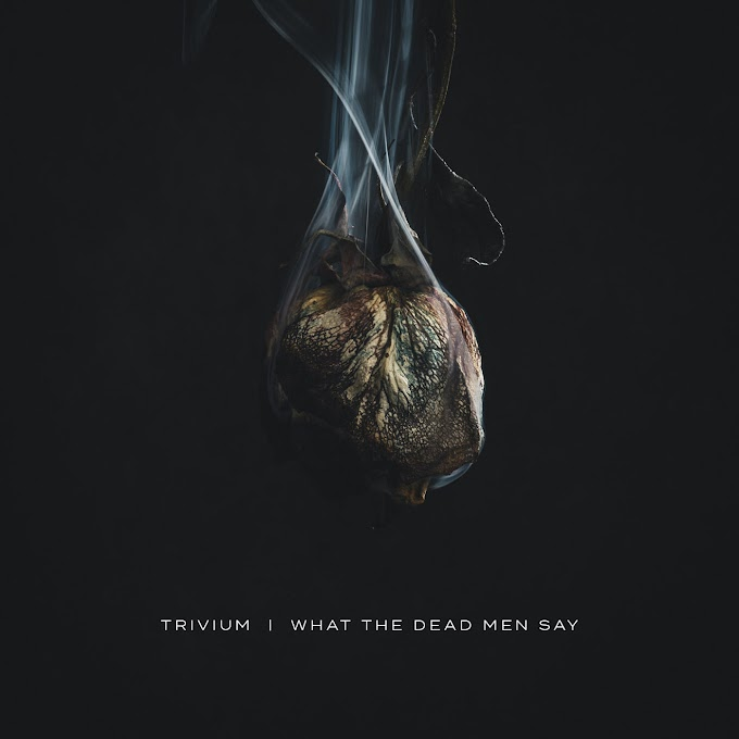 #CdReview: Trivium - What The Dead Men Say