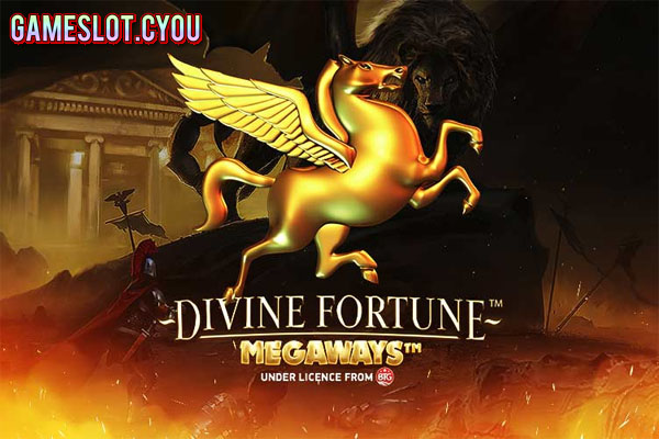Divine Fortune Megaways - Game Slot Terbaik NetEnt