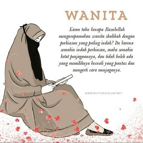 Gambar Kartun Wanita Muslimah Dan Kata Kata Gambar Kehidupan November 2019