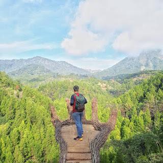Informasi Wisata Alam Coban Putri Batu Malang