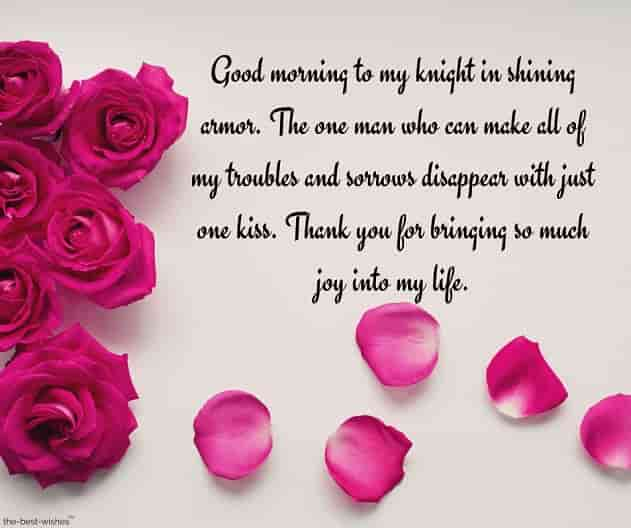 Romantic Good Morning Messages To My Love [ Best Collection ]