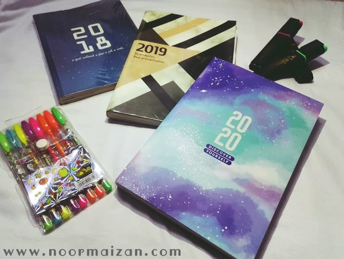 Review Planner Viral Murah 2020