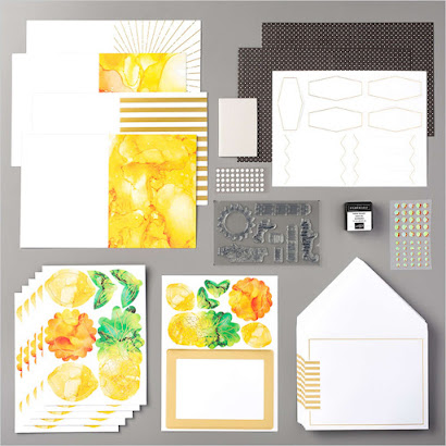 Paper Pumpkin UK Box of Sunshine
