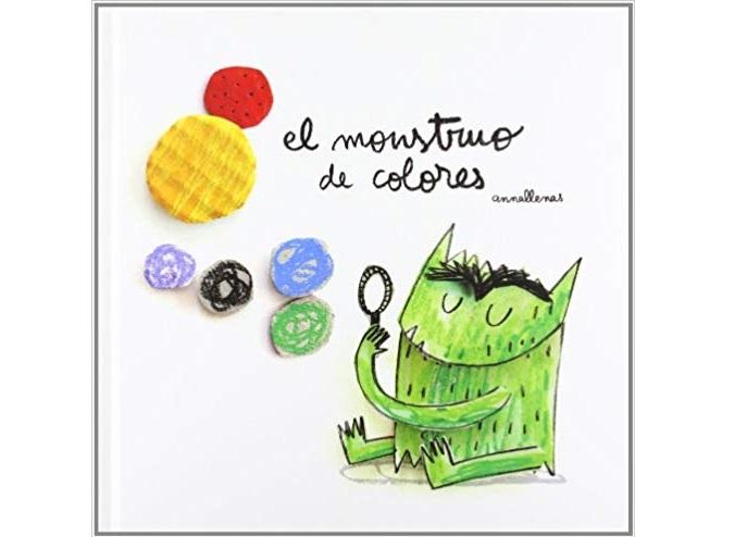 Comprar el monstruo de colores