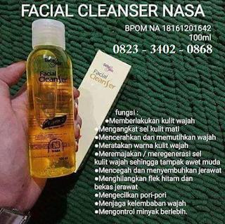 AGEN FACIAL CLEANSER NASA DI GARUT 082334020868