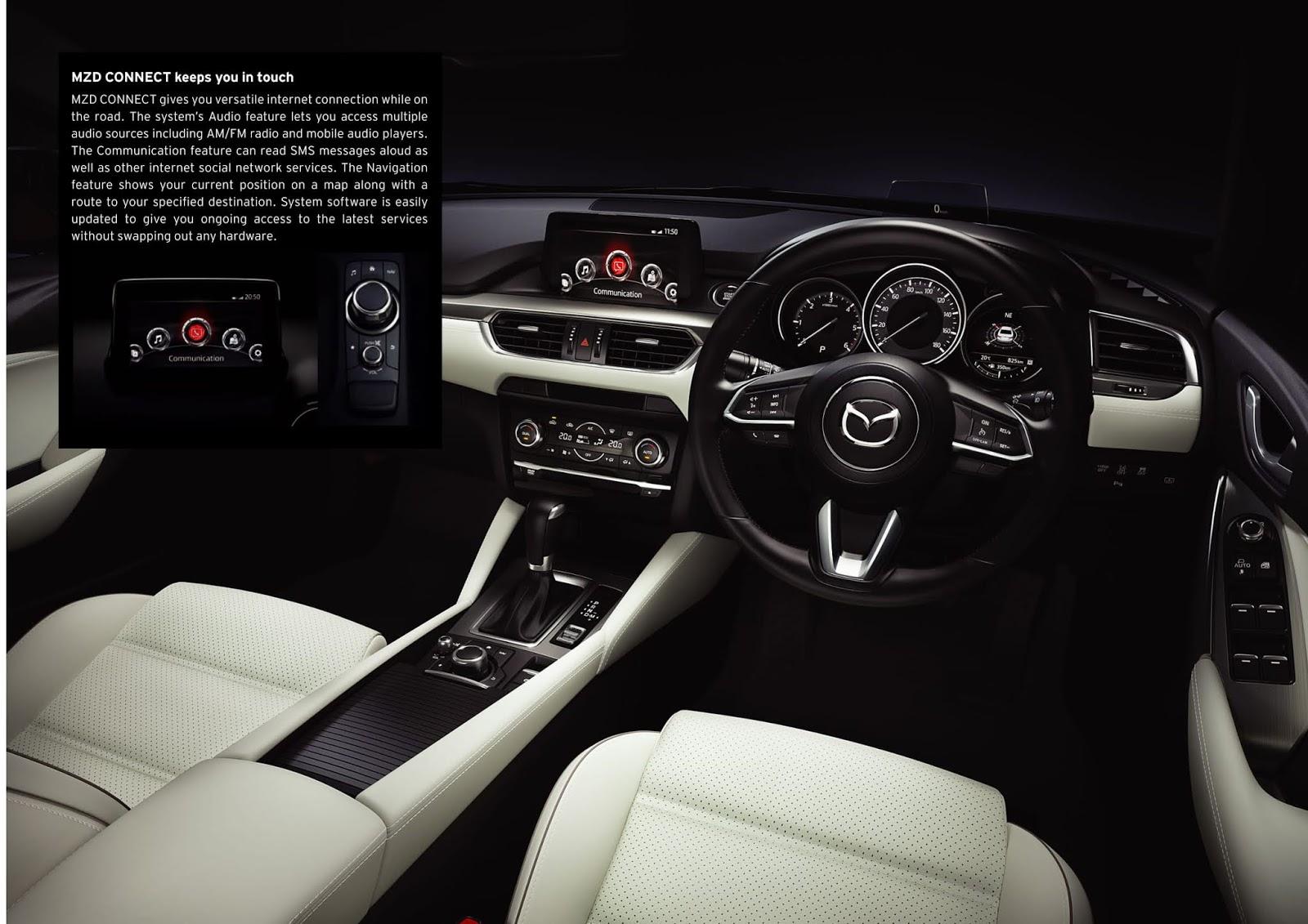 New Mazda 6, Harga Promo Mazda 6 Bali