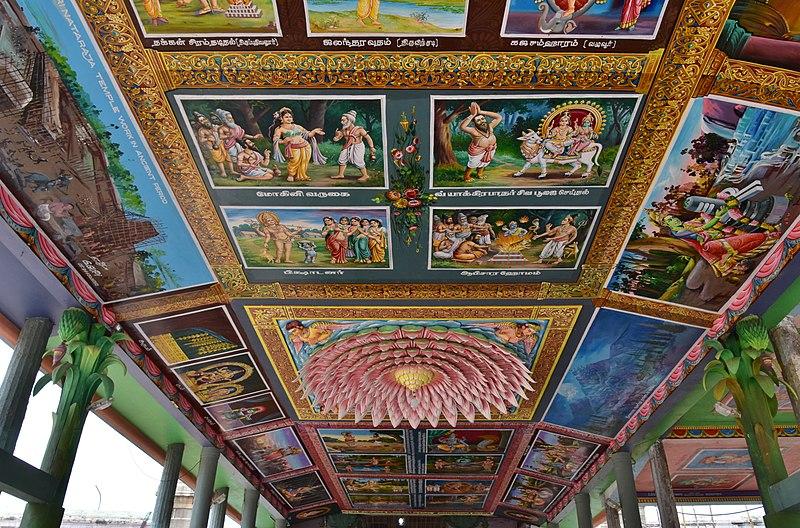 Tamilnadu Tourism: Nataraja Temple, Chidambaram, Cuddalore