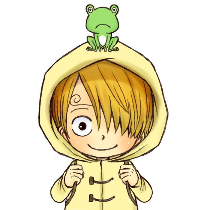 Download Wallpaper Gambar Sanji Muda HD