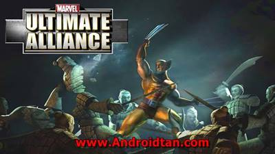 Marvel Ultimate Alliance (USA) ISO PPSSPP PSP Terbaru 2018