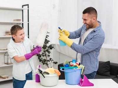 Buat anak betah di rumah