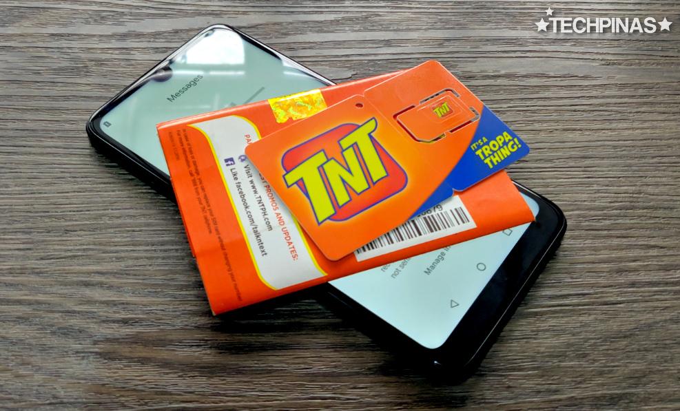 Talk N Text SIM Card, TNT SurfSaya 30 BONUS Promo