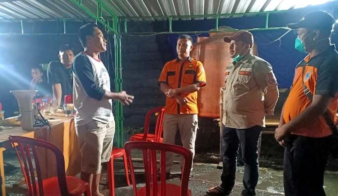 Siaga Tangap Bencana Virus Covid 19 Kecamatan Karanganyar