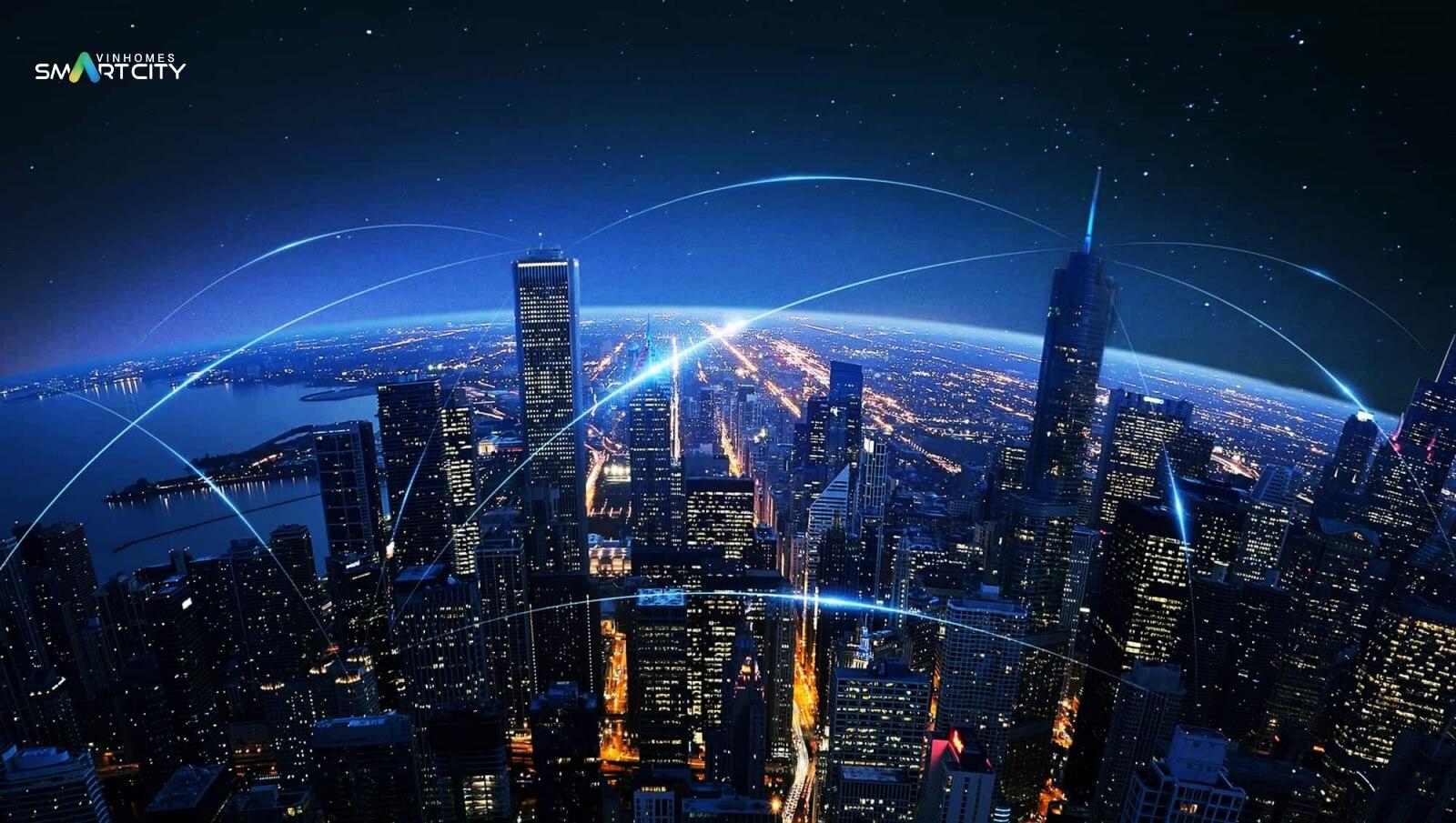 Công nghệ thông minh ứng dụng tại Smart City Vinhomes Tây Mỗ
