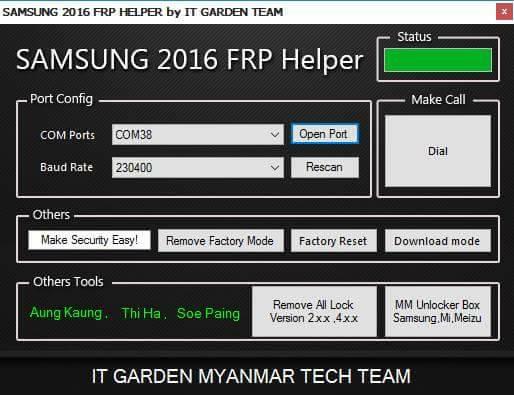 Samsung Frp 2016 6.0.2 security patch level November1,2016 ( Browser အလုပ္မလုပ္တဲ့ ဖုန္းေတြအတြက္ )