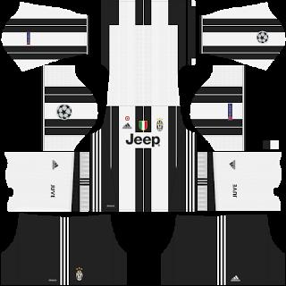 quality design b8432 066da Kits y Escudos para DLS.com: Juventus (UEFA CHAMPIONS LEAGUE)