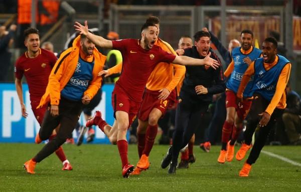 Fakta Menarik Pertandingan As Roma Melawan Barcelona
