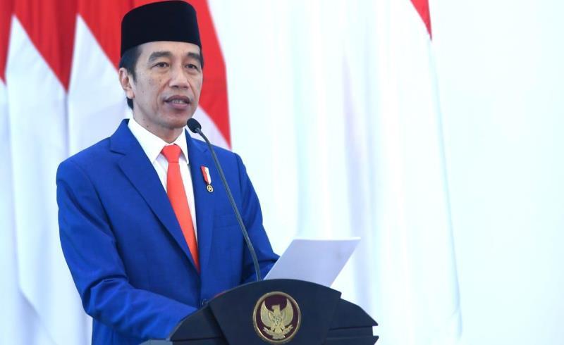 Jokowi: Pancasila Penggerak dan Pemersatu Bangsa Menghadapi Tantangan dan Ujian