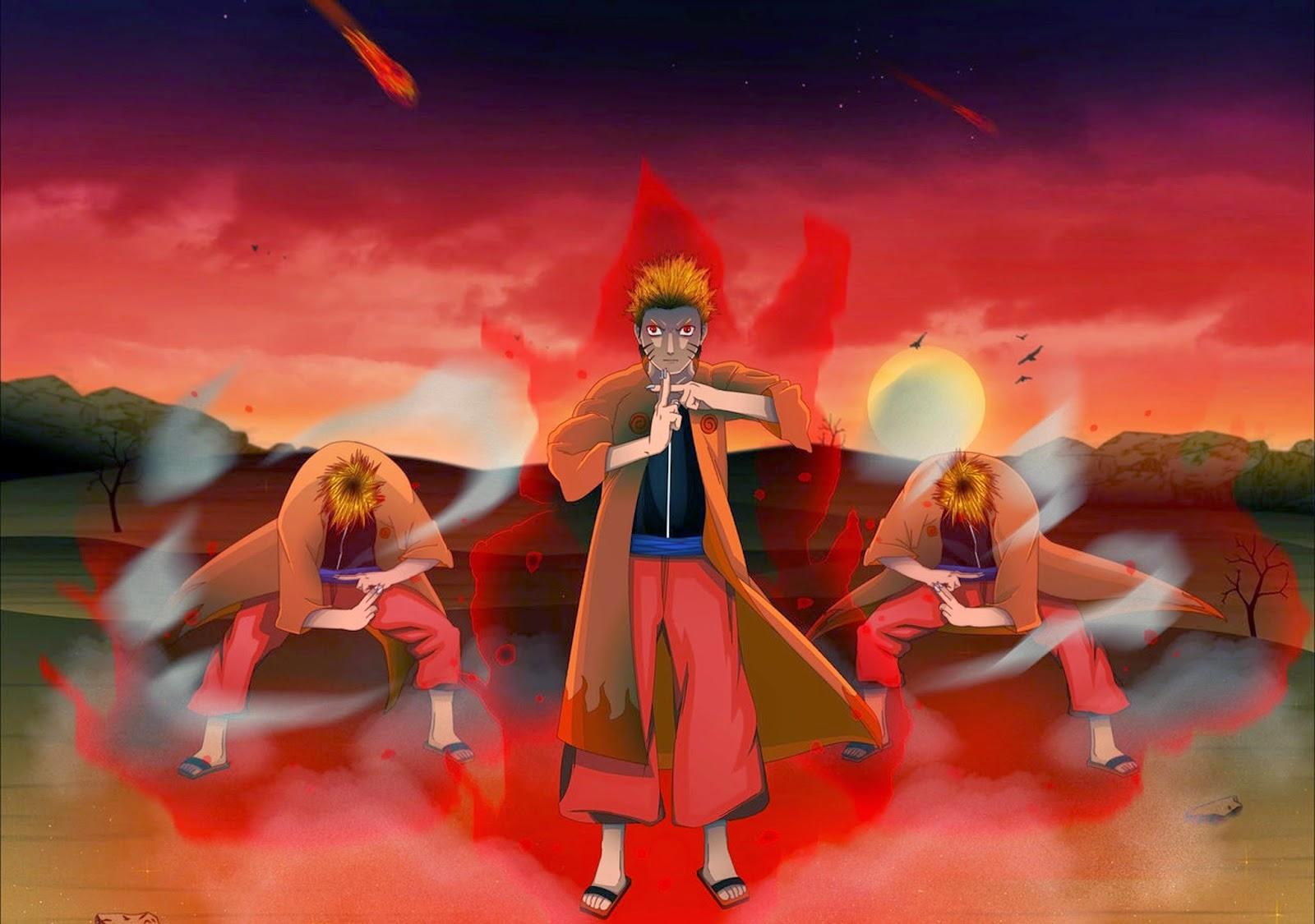Gambar Naruto Bergerak