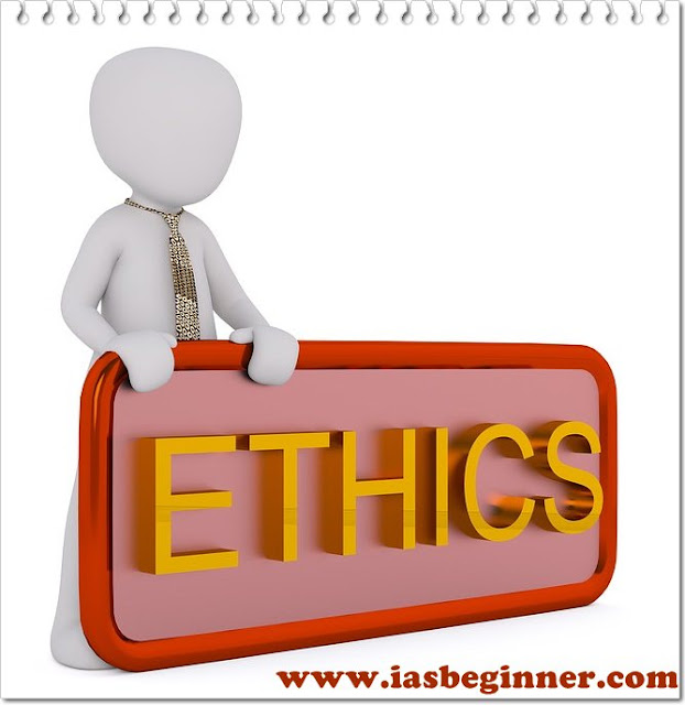 Ethics in Hindi