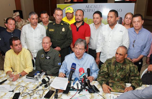 Mindefensa: Más pie de fuerza y más inteligencia para Maicao y Riohacha