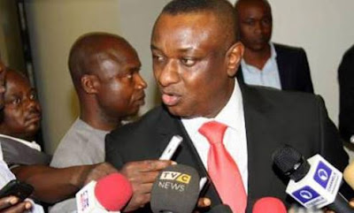 Rich Businessman Attacks Keyamo In Court, Calls Him 'Sellout'