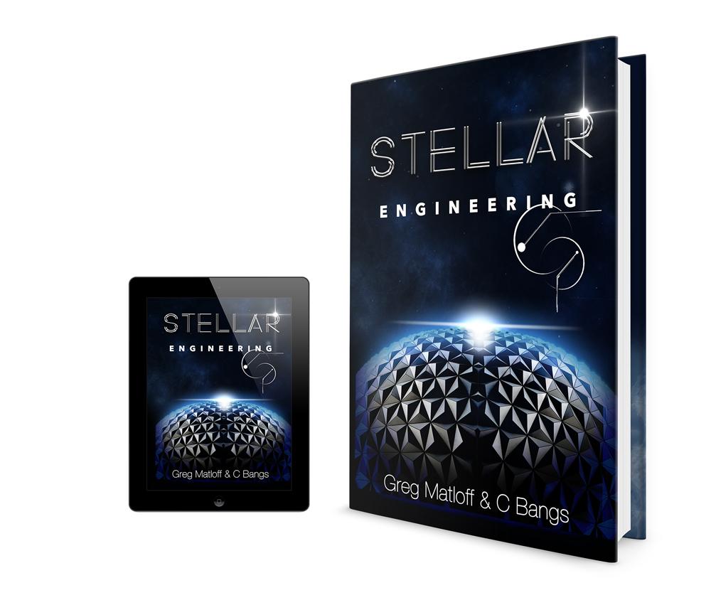 10abe37471803 Stellar Engineering / Book Cover   JudithS Design & Creativity