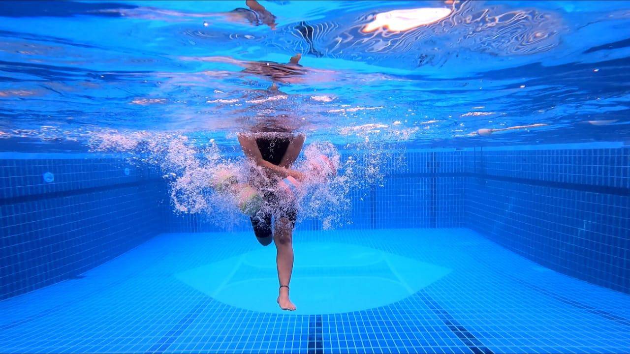 BritSwim Body ladies fitness swim lessons