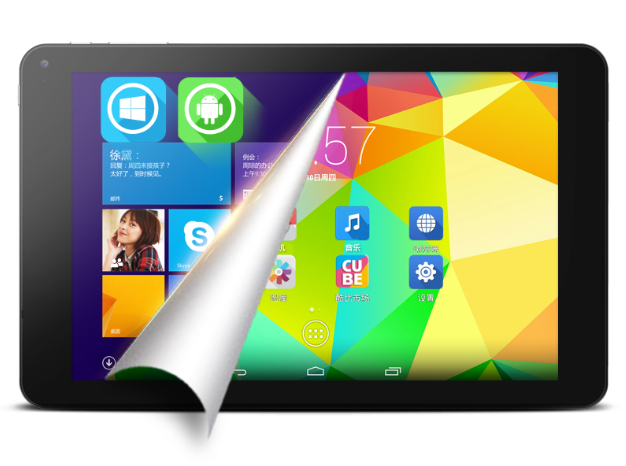 Gambar Tablet CUBE iWork8