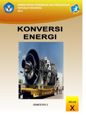 MODUL, SMK, K13,  Konversi Energi