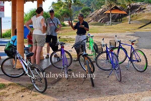 Tanjong Jara Cycling Trip
