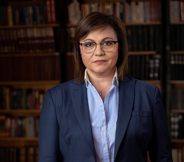 """Корнелия Нинова: """"В политиката трябва да си последователен и принципен, а не както постъпват """"новите"""" партии!"""""""