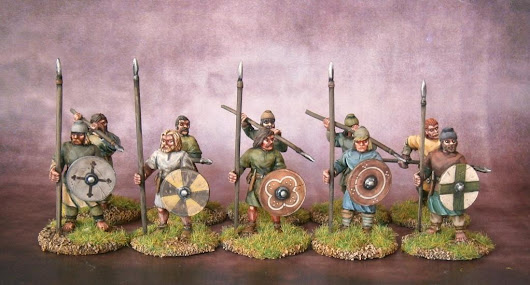 Gripping Beast Anglo-Saxons