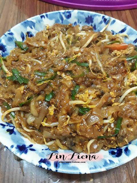 Resepi Kuey Teow Goreng Kerang