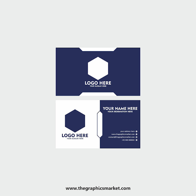 the graphics market, free graphic design, business card design,