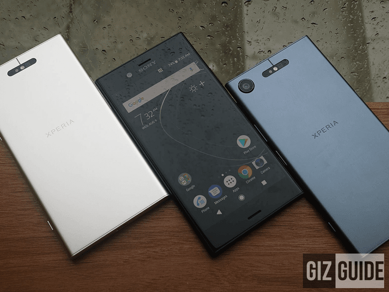 Sony Launches Xperia XZ1 In PH For PHP 39990