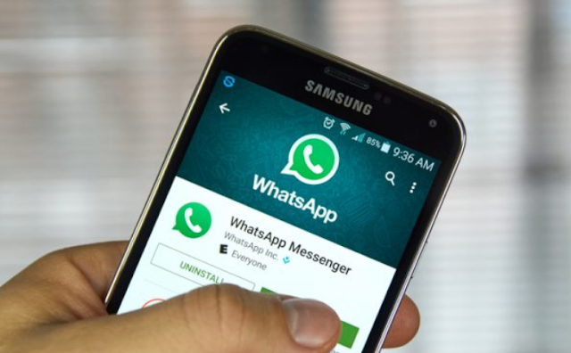 Download WhatsApp 2018 For Samsung