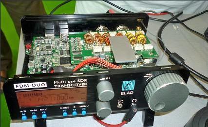 Elad FDM-DUO standalone SDR HF+6m transceiver | QRPblog