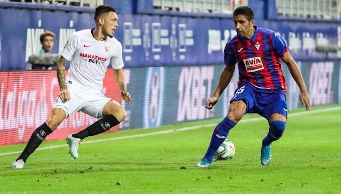 ANÁLISIS | La SD Eibar, en decimoquinta plaza, visita al Sevilla FC