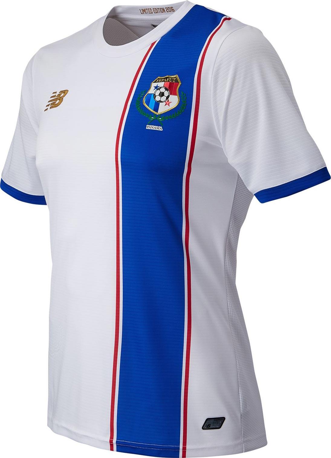 Image gallery panama jersey 2016 for Cuarto kit del america 2018