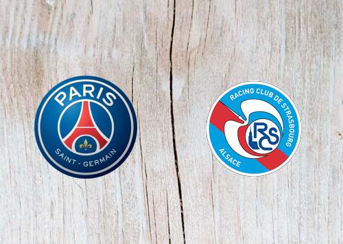 Paris Saint-Germain vs Strasbourg Full Match & Highlights 23 January 2019