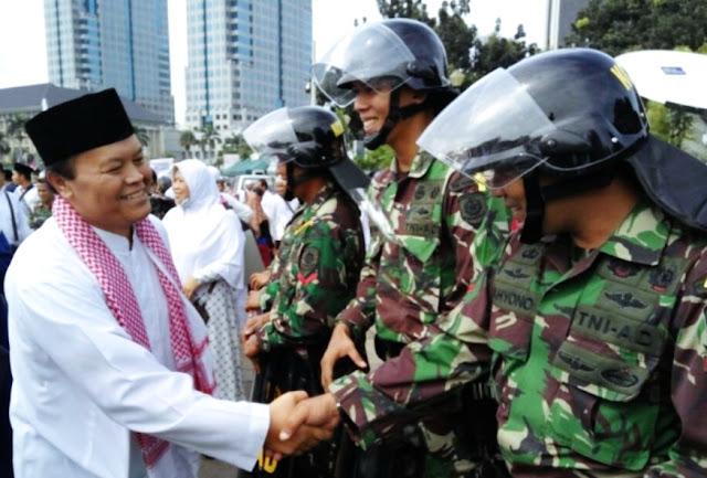 HNW Tantang Koopssus TNI Buktikan Kehebatan di Papua